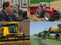 Fim do emplacamento de veículos agrícolas é publicado no Diário Oficial da União