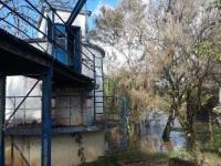 Mergulhadores devem auxiliar trabalho no ponto de captação de água em São Sepé