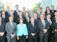 Sartori participa de reunião com Dilma sobre federalismo e responsabilidade fiscal