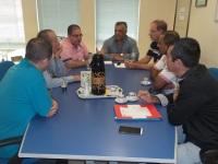 Reunião entre vereadores e Corsan debateu problemas de abastecimento no bairro Kurtz