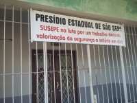 Servidores do presídio de São Sepé paralisam atividades por quatro dias