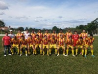 Copa A Razão: Alucinados Por Futebol perde na primeira partida do mata-mata