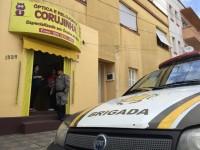 Homens armados assaltam relojoaria no centro de São Sepé