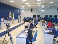 Sessão da Câmara de Vereadores teve 11 projetos em pauta