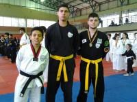 Atletas de São Sepé e Formigueiro conquistam medalhas durante competição