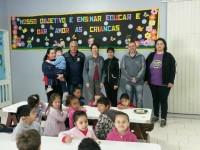 Kéio Santos (SDD) visita creches de São Sepé e ouve reivindicações de funcionários