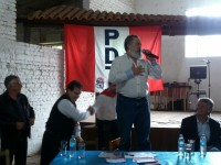 PDT de São Sepé realiza filiações durante encontro político