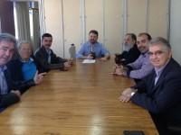 Onéssimo Curto (PDT) participa de encontro no Ministério do Trabalho e Emprego