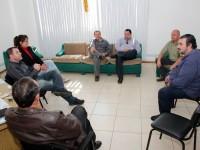 Em visita a São Sepé, presidente do Solidariedade articula para eleição de 2016