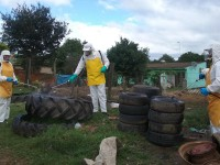 Equipes intensificam ações no combate à dengue em São Sepé