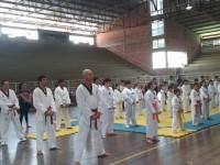 Campeonato Municipal de Taekwondo teve homenagens e integração
