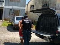 Homem é preso acusado de receptação dolosa, no interior de Formigueiro