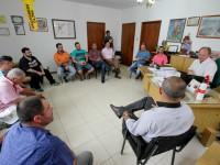 Autoridades, empresários e jovens debatem situação da Avenida Getúlio Vargas