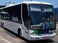 Sob forte calor, passageiros de ônibus relatam falta de ar-condicionado em veículo