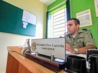 Comandante da BM garante: operações vão continuar no município