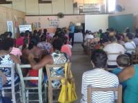 Beneficiários do Bolsa Família participaram de palestra em Vila Nova do Sul
