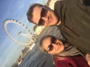 Em Big Ben e London Eye