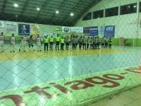 La Máquina estreia na Série Bronze de Futsal em jogo com adversário forte