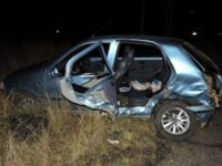 Morre bebê vítima de acidente na BR-153 em Cachoeira do Sul