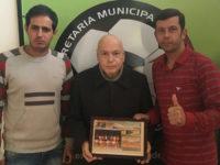 "Desportista ""Tio Cunha"" receberá homenagem durante jogo da Série Bronze do Futsal"