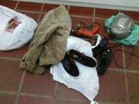 Homem é preso em flagrante após furtar residência em São Sepé