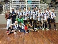 Final do campeonato de Futsal foi de emoção e casa cheia no Ginásio Municipal