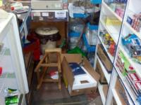 Assalto a mercado termina em perseguição a suspeitos em São Sepé
