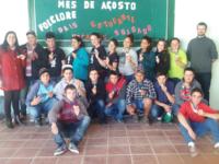 Escola Coronel Chananeco realizou gincana cultural