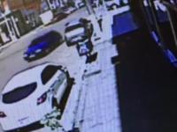 VÍDEO: bandidos roubam malote de empresa em frente de agência bancária, no centro de São Sepé