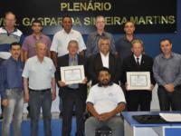 Evangélicos recebem homenagem na Câmara de Vereadores de São Sepé