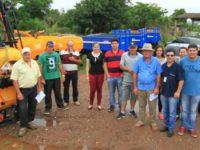 Associações de Produtores recebem novos equipamentos para Patrulha Agrícola