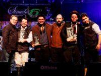 Após três noites de música e emoção, Sinuelo revela os vencedores do 15º Aparte