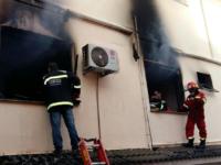 Foto: Bombeiros Voluntários de Agudo