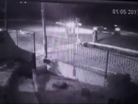 Vídeo mostra momento de acidente e volta a expor problemas da Av. Marechal Idelfonso em São Sepé