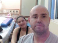 Na luta contra o câncer, jovem de Formigueiro busca ajuda para remédio de R$ 8,7 mil por semana