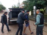 Acusado de roubo a CTG é preso preventivamente