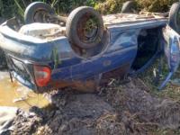 Identificado motorista que perdeu controle de veículo na BR-392