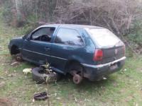 Carro furtado em São Sepé é localizado em Caçapava do Sul