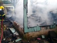Incêndio destrói residência em Formigueiro