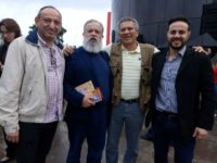 Pedetistas participaram da inauguração do Memorial Luís Carlos Prestes em Porto Alegre