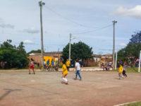 Torneio de futebol reuniu moradores do Bairro Lôndero no final de semana