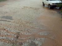 Temporal causa estragos em São Sepé e região