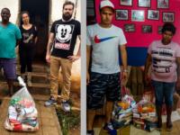 """""""Campanha do alimento"""" transforma punição em solidariedade em São Sepé"""