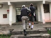 Homem é preso após arrombar residência em São Sepé