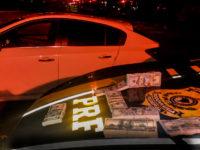Homem é detido com 100 mil dólares na BR-290