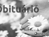 Falecimento: Laureci de Fátima Silva Souza