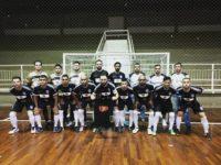 Fora de casa, La Máquina enfrenta o Associação Itaara Futsal pela Série Bronze