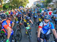 Mais de 100 pedalam pelo esporte e pela solidariedade em São Sepé