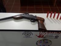 Homem é detido com arma e munições em São Sepé