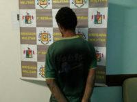 Homem é preso com objetos furtados em São Sepé